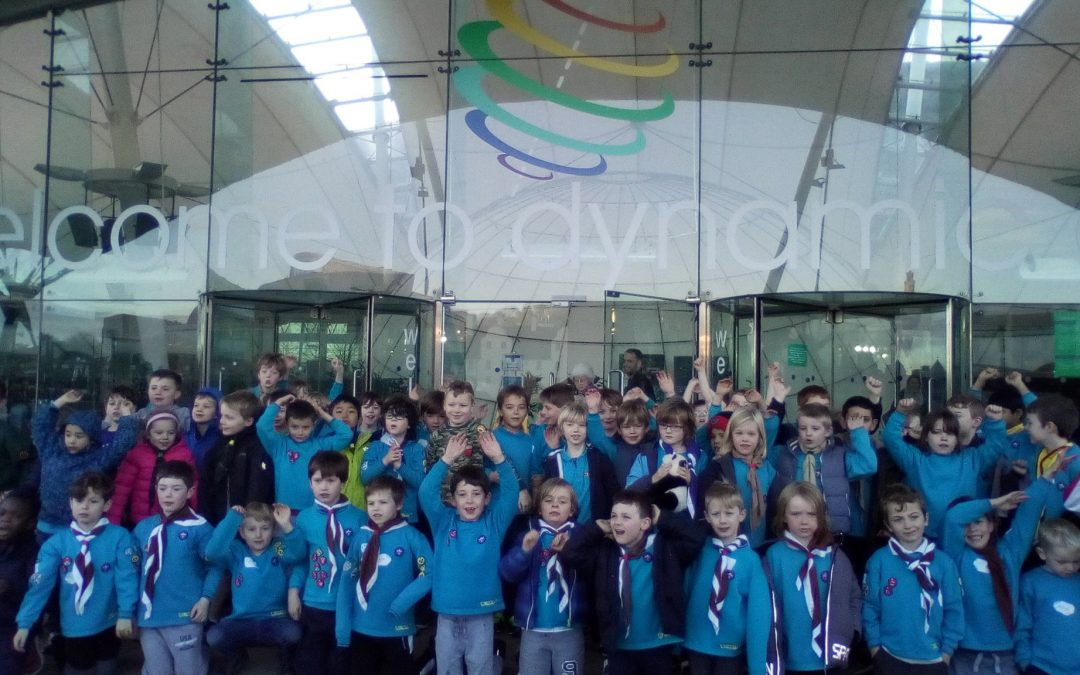 Where no Beaver Scout has gone before…..